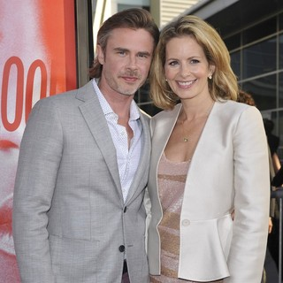 Sam Trammell in Los Angeles Premiere for The Fifth Season of HBO's Series True Blood - Arrivals - trammell-yager-true-blood-season-5-01
