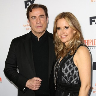 John Travolta - American Crime Story Red Carpet Event