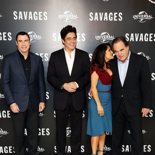 John Travolta - Savages Photocall