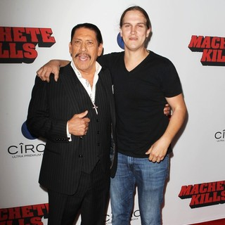 Premiere of Open Road Films' Machete Kills