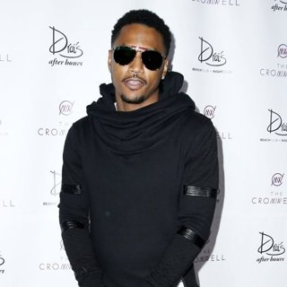 Trey Songz - Trey Songz at Drai's Nightclub