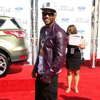 Trey Songz in The BET Awards 2012 - Arrivals