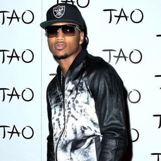 Trey Songz in Trey Songz Hosts An Evening at Tao nightclub