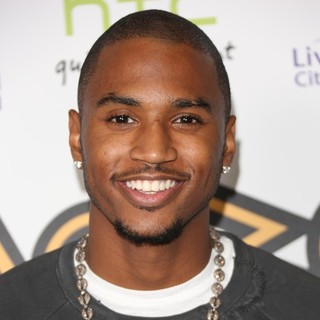 Trey Songz in The MOBO Awards 2012 - Press Room