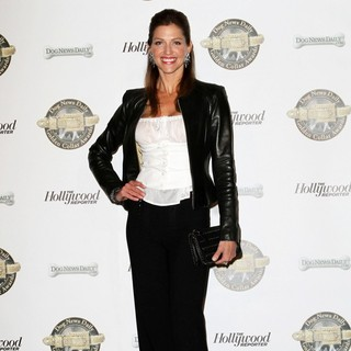 Tricia Helfer in 1st Annual Golden Collar Awards Celebrates Hollywood's Most Talented Canine