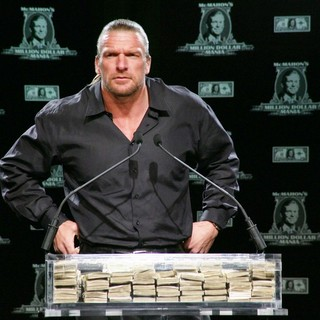 Triple H in 1st WWE McMahon Million Dollar Mania Winners Announcement - triple-h-wwe-mcmahon-million-dollar-mania-04