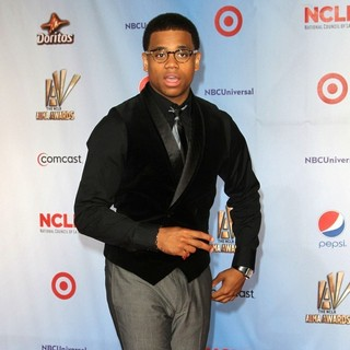 Tristan Wilds in 2011 NCLR ALMA Awards - Arrivals