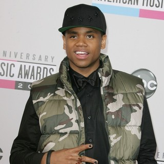 Tristan Wilds in The 40th Anniversary American Music Awards - Arrivals
