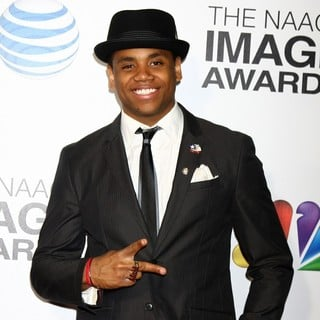 Tristan Wilds in The 44th NAACP Image Awards