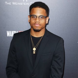 Tristan Wilds in New York Premiere of Southpaw for THE WRAP - Arrivals