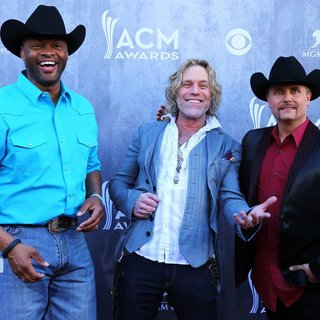 Big & Rich in 49th Annual Academy of Country Music Awards - Press Room - troy-big-rich-49th-annual-academy-of-country-music-awards-01