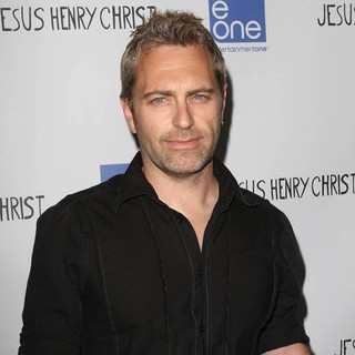 Troy MacCubbin in Jesus Henry Christ Los Angeles Premiere