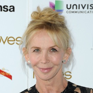 Trudie Styler in New York Moves Magazine's 10th Anniversary Power Women Gala