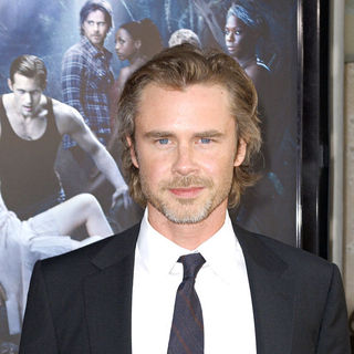 "Sam Trammell in HBO's ""True Blood"" Season 3 Premiere - Red Carpet"