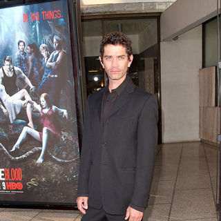 "James Frain in HBO's ""True Blood"" Season 3 Premiere - Red Carpet"