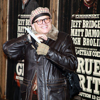 Joe Pantoliano in New York Premiere of 'True Grit'