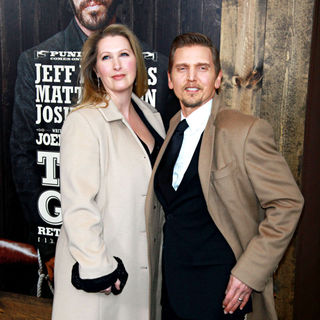 Cindy Pepper, Barry Pepper in New York Premiere of 'True Grit'