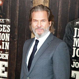 Jeff Bridges in New York Premiere of 'True Grit'