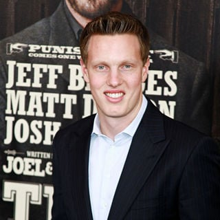 David Ellison in New York Premiere of 'True Grit'