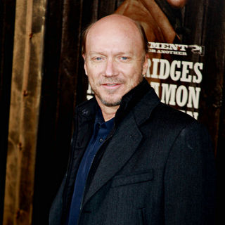 Paul Haggis in New York Premiere of 'True Grit'