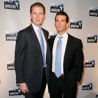 Eric Trump, Donald Trump Jr. in NBC's Celebrity Apprentice: All-Stars Cast Announced