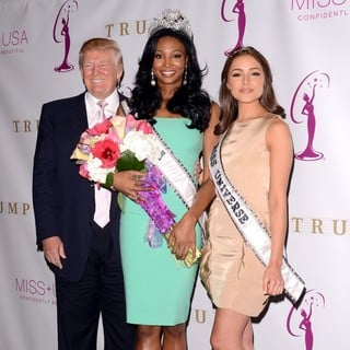 Miss USA Crowning Ceremony Hosted by Donald Trump