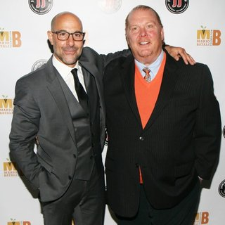 Stanley Tucci - The 3rd Mario Batali Foundation Honors Dinner