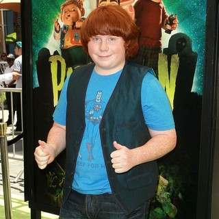 Tucker Albrizzi in World Premiere of ParaNorman