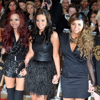 The Twilight Saga's Breaking Dawn Part I UK Film Premiere - Arrivals - tulisa-little-mix-uk-premiere-breaking-dawn-1-01