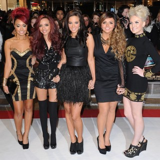 The Twilight Saga's Breaking Dawn Part I UK Film Premiere - Arrivals - tulisa-little-mix-uk-premiere-breaking-dawn-1-03