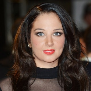 Tulisa in World Premiere of Skyfall - Arrivals