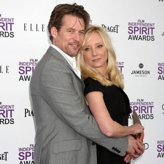 Anne Heche in 27th Annual Independent Spirit Awards - Arrivals - tupper-heche-27th-annual-independent-spirit-awards-02