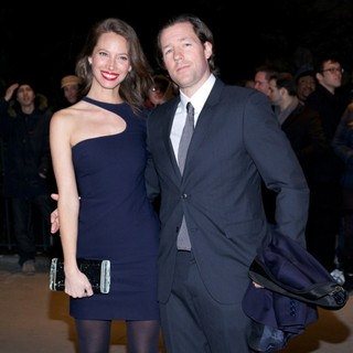 Christy Turlington, Edward Burns in The New York Premiere of Friends with Kids