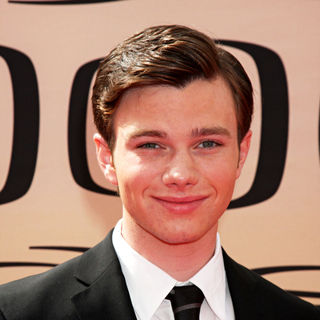 Chris Colfer in The TV Land Awards 2010