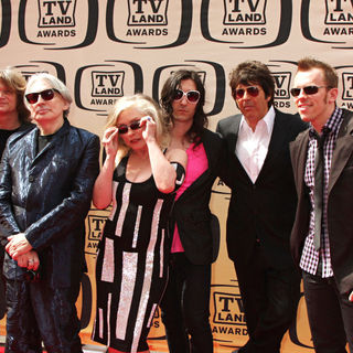 Debbie Harry, Blondie in The TV Land Awards 2010