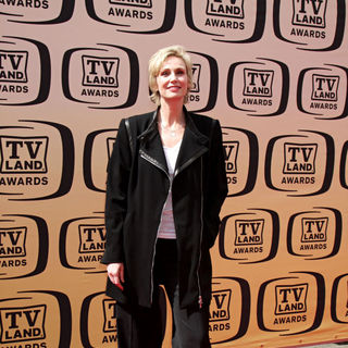 Jane Lynch in The TV Land Awards 2010
