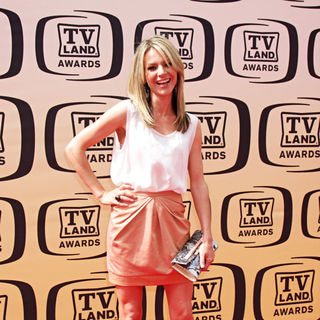 Jessalyn Gilsig in The TV Land Awards 2010