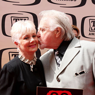 Shirley Jones, Marty Ingels in The TV Land Awards 2010