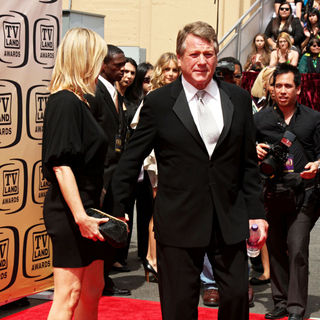 Tatum O'Neal, Ryan O'Neal in The TV Land Awards 2010