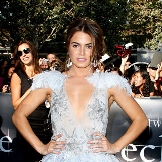 Nikki Reed in 2010 Los Angeles Film Festival - Premiere of 'The Twilight Saga's Eclipse' - Arrivals