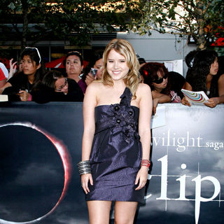 Taylor Spreitler in 2010 Los Angeles Film Festival - Premiere of 'The Twilight Saga's Eclipse' - Arrivals