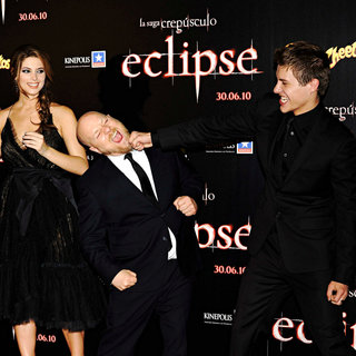 Ashley Greene, David Slade, Xavier Samuel in Premiere of 'The Twilight Saga's Eclipse'