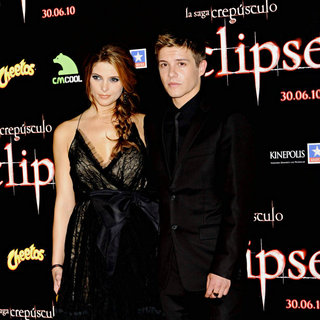 Ashley Greene, Xavier Samuel in Premiere of 'The Twilight Saga's Eclipse'
