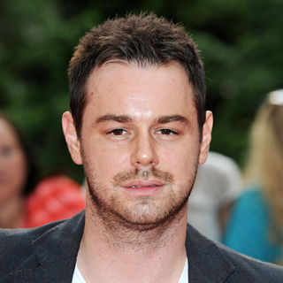 Danny Dyer in UK Gala Premiere of 'The Twilight Saga's Eclipse'