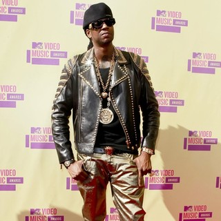 2 Chainz in 2012 MTV Video Music Awards - Arrivals