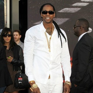 2 Chainz in Los Angeles Premiere of Fast and Furious 6