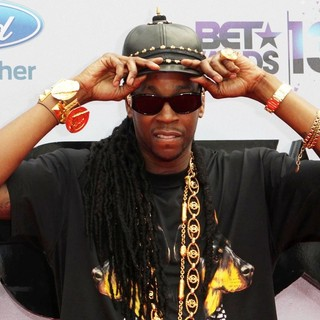 2 Chainz in The 2013 BET Awards - Arrivals