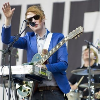 Alex Trimble, Two Door Cinema Club in Leeds Festival - Day 3