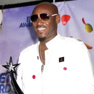 2Face in The 11th Annual BET Awards - Press Room