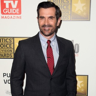 Ty Burrell in 2012 Critics' Choice TV Awards - Arrivals